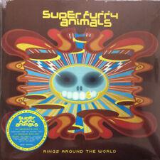 Super Furry Animals – Rings Around The World 2 x Vinyl, LP, Album, Reissue,