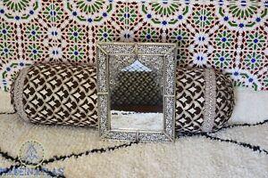 Moroccan mirror Decorative Mirror Mosaic Mirror Bone decor arched mirror Boho