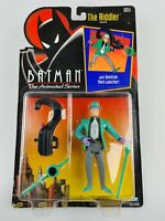 Batman The Animated Series RIDDLER W/ ? Launcher Vintage Kenner 1992 90's NEW