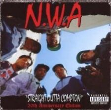 N.W.A. - Straight Outta Compton: 20th Anniversary (NEW CD)