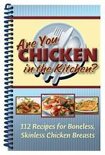 Are You Chicken in the Kitchen? by CQ Products, Good Book