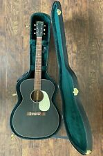 More details for martin western guitar 000 17    black smoke ( 2016 ) with case