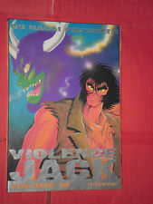 VIOLENCE JACK- RARO N° 16-  DI:GO NAGAI- EDIZIONI D-VISUAL /D-BOOK