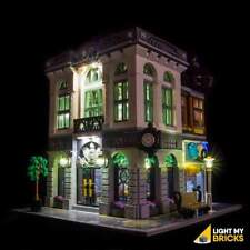 LIGHT MY BRICKS - LED Light Kit for LEGO Brick Bank 10251 set - NEW
