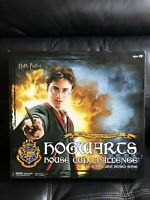 Harry Potter Hogwarts House Cup Challenge Adventure Board Game NECA Complete!