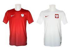 Lewandowski 9 NAME suppoters NIKE POLAND Jersey mens T-shirt Polish Nike POLSKA
