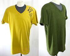 EUC Lot of 2 JACK & JONES Core L.A.B. T-Shirts Size XL Slim-Fit | Excellent Cond