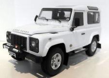 Artículos de automodelismo y aeromodelismo de plástico Land Rover de escala 1:18