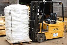 Ecofire Firewood Eco Log Quality Hardwood Wood Briquettes Heat Fuel logs Big Bag