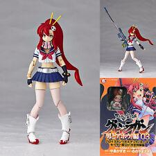Revoltech Fraulein Yoko Sailor Ver. Gurren Lagann Otoko Do-ahou! Vol.3 Kaiyodo