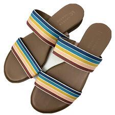 LC Lauren Conrad Women's Slide Sandals