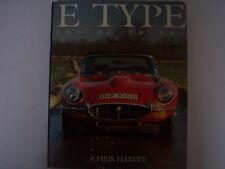 E-TYPE END OF AN ERA BY CHRIS HARVEY IN EXCELLENT CONDITION