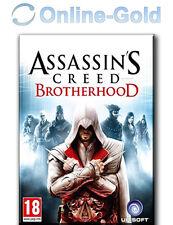 Assassin's Creed Brotherhood - PC de Code Ubisoft Uplay Jeu [NEUF] [EU] [FR]