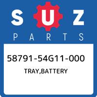 58791-54G11-000 Suzuki Tray,battery 5879154G11000, New Genuine OEM Part