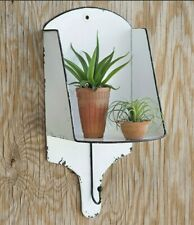 NEW!! Farmhouse Country Wall Sconce with Hook