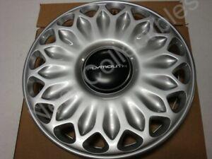 "NOS OEM Plymouth Voyager Acclaim Sundance 14"" Wheel Cover Hub Cap 1994 - 1995"