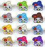 12pcs Embroidered Cloth Iron On Patch Sew Motif Applique Cute prints Free ship