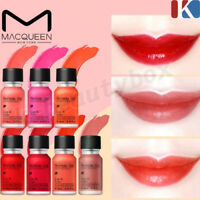 MACQUEEN Moisture Serum Lip Tint 7 Colors / Lip Stain Lipstick Korean Cosmetics