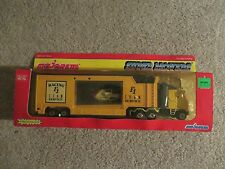 Majorette Super Movers Racing Car Transporter F1 Team Service #3065 NIP
