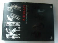µ? DVD X 2 KISS Kissology The Ultimate Kiss Collection Vol 1 1974-1977