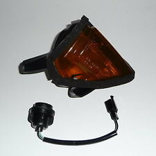 Suzuki RG500 Gamma Right Front Cowl Mount Indicator Turn Signal