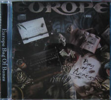 EUROPE: Bag Of Bones + 7 bonus tracks - CD [RARE Asian edition]