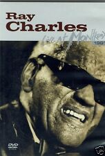 Ray Charles - Live At Montreux 1997 PAL Region 4 DVD