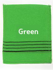 Korean Exfoliating Bath Washcloth Shower Wash Cloths Dead Skin Towel 4pcs+Gift