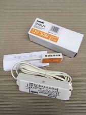 Sensio 12v 30W 12 Port LED Driver Transformer SE40526 New Boxed