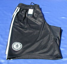 BNWT Rare Adidas Chelsea 2008-2009 Black Away Player Issue Shorts Large L