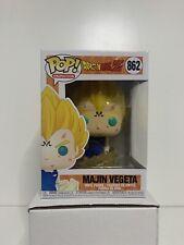 MINT Dragon Ball Z Majin Vegeta Anime Funko Pop! Vinyl Figure #862