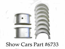 58.59.60.61,62,63,64,65 CHEVROLET CHEVY IMPALA 348 409 MAIN BEARING SET SIZE STD