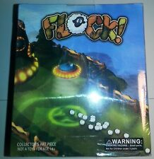 Flock (Capcom) - Press Kit Collector's Art Piece Set Promotional Sealed in Box