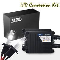 Aliens 35W H7 HID Headlight Conversion Kit Ballast Xenon Light Super Bright