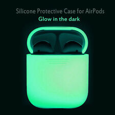 Glow In The Dark Silicone Protective Cover for Apple AirPod Charging Case