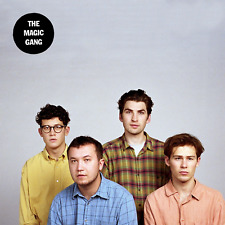 The Magic Gang - S/T - CD Album (2018) Brand New Factory Sealed