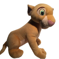 "Nala Plush The Lion King Stuffed Animal Large 21"" Disney Soft Doll Toy 2002 Rare"