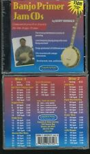 Banjo Primer Jam Cds by Geoff Hohwald contains 2 cd's Watch & Learn