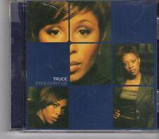 (GA630) Truce, Eyes Don't Lie  - 1998 CD