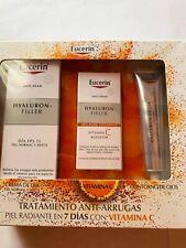 Eucerin Hyaluron Filler  De Día Para Piel Normal Y Mixta Pack 3x1
