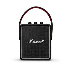 Marshall Stockwell II Portable Bluetooth Speaker Black new in original box