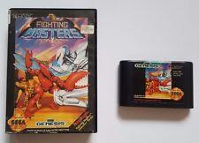 Fighting Masters jeu vidéo pour Sega Genesis testé