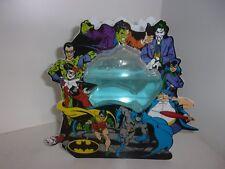 DC Comics Batman Villains Harley Quinn Joker Toy Betta Mini Fish Bowl  Aquarium