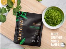 💚💚100% ORGANIC MATCHA POWDER Natural Pure Unsweetened Green Tea Premium Grade