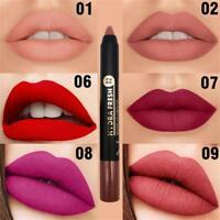 lungo trucco Guanto di Lip Matita opaca Lipstick Nude Velvet impermeabile