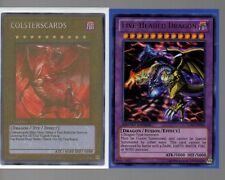 Yugioh Cards - Ultra Rare Holo - Five Headed Dragon LC03-EN004 Limited Edition