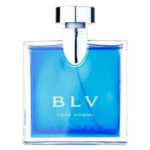 BLV Pour Homme   Bvlgari   BVL   100mL / New Unopened Sealed Box