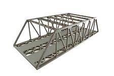 WWS Double MDF Grey High Detail Girder Bridge Choose Length –OO/HO Model Railway