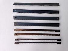 ✅ 8 neue Sägeblätter für OBI Hobby-Lux-450 Dekupiersäge ✅