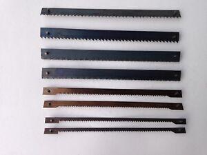 450 dekupiersäge ✅ ✅ 8 NEW Saw Blades For Obi hobbylux